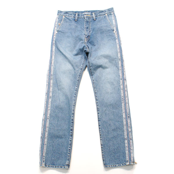【doublet/ダブレット】SELVAGE LINE DENIM PANT