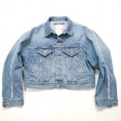 【doublet/ダブレット】SELVAGE LINE DENIM JACKET