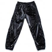 【doublet/ダブレット】GRADATION CHAOS EMBROIDERY TRACK PANTS【BLK】