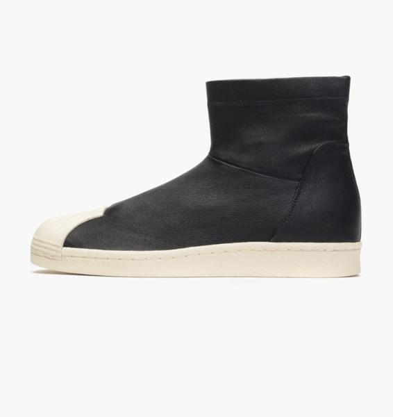 【Rick Owens×adidas-リック オウエンス×アディダス】【Lady's】SUPERSTAR ANKLE BOOT【B/B/L】