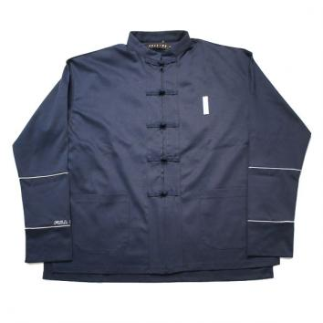 【FULL-BK/フルビーケー】CHINA TRACK JACKET【NAVY】