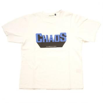 【UNDERCOVER-アンダーカバー】TEE CHAOS【WHITE】