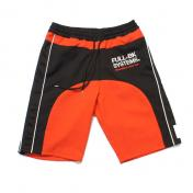 【FULL-BK/フルビーケー】BMX SHORT PANTS【RED】