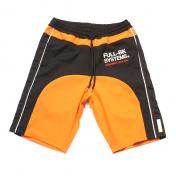 【FULL-BK/フルビーケー】BMX SHORT PANTS【ORANGE】