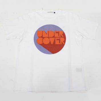 【UNDERCOVER-アンダーカバー】TEE POWER IN MUSIC【WHITE】
