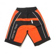 【FULL-BK/フルビーケー】RACING SHORT PANTS【RED】