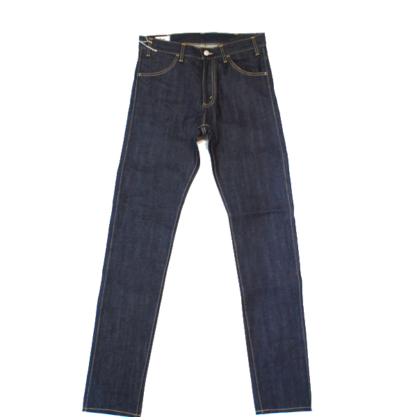 【Rags McGREGOR-ラグスマックレガー】NEW HIGH WEST 5P DENIM SLIM PANTS【INDG】