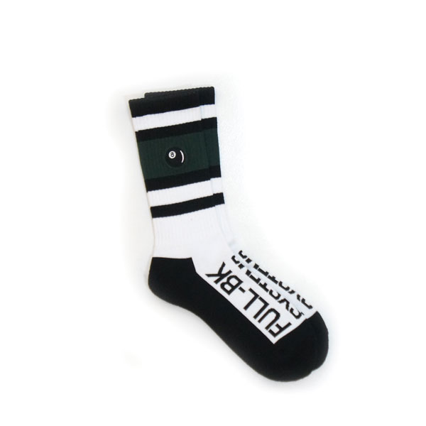 【FULL-BK/フルビーケー】SYSTEMS SOX【GREEN】
