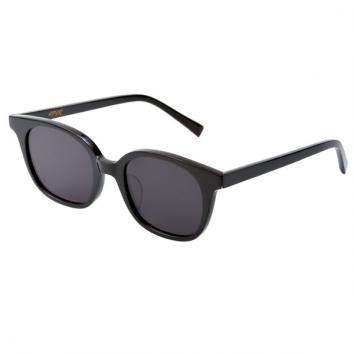 【A.D.S.R.-エーディーエスアール】MONK 01【Shiny Black / Black Lens】