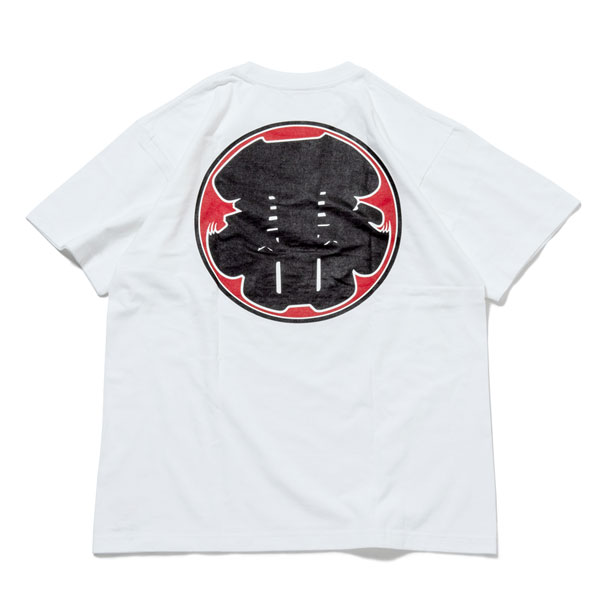 "【The Wolf In Sheep's Clothing】""TOKYO""SS Tee【WHT】"