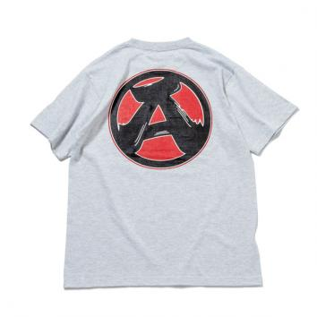 "【The Wolf In Sheep's Clothing】""A""SS Tee【A.GRY】"