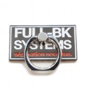 【FULL-BK/フルビーケー】SYSTEMS iPhone RING【BLACK】