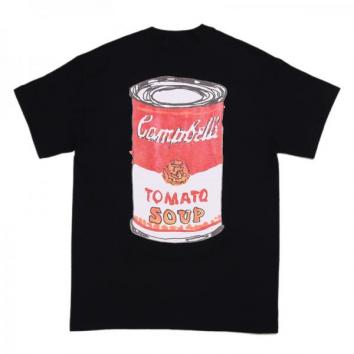 【CULTCLUB/カルトクラブ】TOMATO SOUP TEE by YUNG LENOX【BLACK】