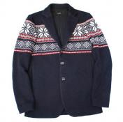 【AKM】2B JKT(SNOW)【NAVY MIX SNOW】