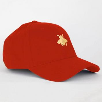 【WALF】BEE CAP【RED】