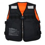 "【doublet/ダブレット】""LIFE JACKET""DOWN VEST【BLACK】"