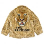 【doublet/ダブレット】ANIMAL HAND-PAINTED FUR JACKET【LEOPARD】