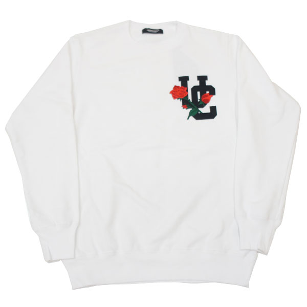 【UNDERCOVER-アンダーカバー】【Lady's】SWEAT UCROSE em【WHITE】