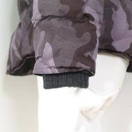 【AKM-エーケーエム】mountain down jacket【LIMONTA nylon】【G.CAMO】